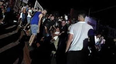 Algérie:  Bousculade lors du concert du rappeur Soolking, 5 morts dont deux jeunes filles