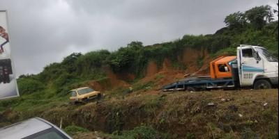Côte d'Ivoire :   Adjamé, construction de la gare routière interurbaine d'Abidjan, faute de moyens, le promoteur peine à démarrer les travaux