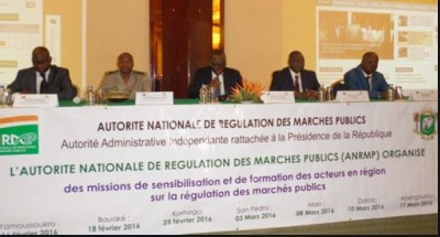 Côte d'Ivoire: Vingt-six administrations et ministères concernés par un audit dont le...