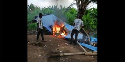 Côte d'Ivoire: Lutte contre la drogue, à Bouaké, trois  fumoirs détruits, un dealer interpellé et des stupéfiants saisis
