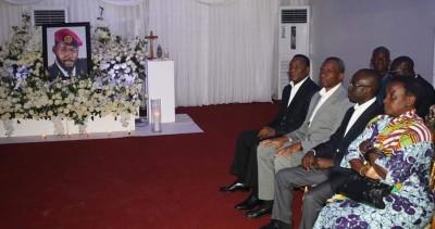 Côte d'Ivoire: Décès du roi du coupé-décalé, l'hommage d'Affi à Arafat «Quoi que parti politique, nous sommes impliqués par tout ce que Didier a apporté à la Côte d'Ivoire»