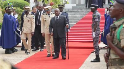Gabon: L'état de santé du président handicapé fait toujours débat