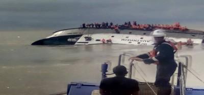 Cameroun : Au moins 3 morts et une centaine de disparus dans le naufrage d'un navire au large de Bakassi