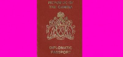 Gambie : Deux personnes arrêtées pour fraude sur le passeport diplomatique