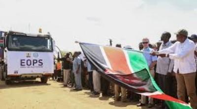 Kenya: Le pays célèbre  l'exportation de ses premiers barils de pétrole