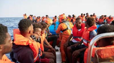Libye:  Cinq migrants morts noyés, 20 disparus dans un naufrage au large