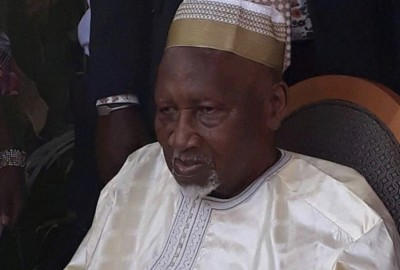Gambie: Décès de l'ancien président de la République Dawda Jawara