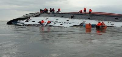 Cameroun : Naufrage du navire Austrheim, le bilan s'alourdit à 17 morts