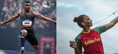 Burkina Faso : Deux burkinabè sacrés champions d'Afrique aux jeux africains de Rabat