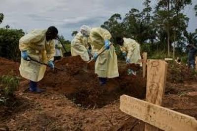 RDC: Ebola, la barre des 2000 morts franchie, un décès enregistré en Ouganda