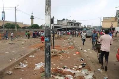 Côte d'Ivoire :   Adjamé, le maire prend un arrêté municipal pour ouvrir le site propre de la SOTRA du Boulevard Nangui Abrogoua à tous les automobilistes