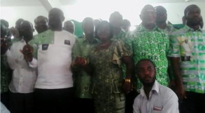 Cote d'Ivoire: 2020, à Adjamé le PDCI remobilise  ses militants pour sa victoire aux élections présidentielles  prochaines