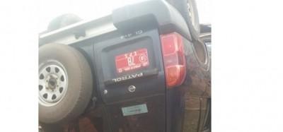 Liberia : Accident dans le convoi de la Vice-présidente Taylor, un mort et des blessés