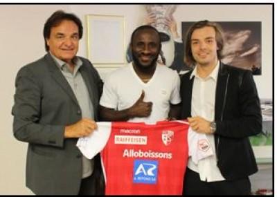 Côte d'Ivoire : Seydou Doumbia s'engage au FC Sion pour une saison