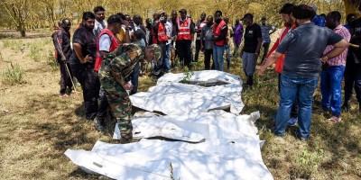Kenya: Les corps de six touristes, emportés par des crues éclairs retrouvés