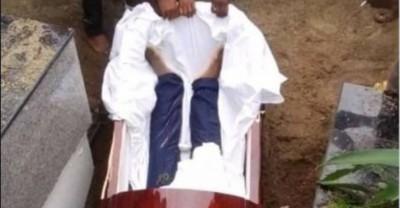 Côte d'Ivoire : Profanation de la tombe d'Arafat, un appel à témoin lancé par la police, 15 personnes recherchées, leurs portraits diffusés