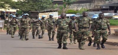 Cameroun : Casques bleus camerounais en RCA, le sixième contingent paré pour appuyer la Minusca