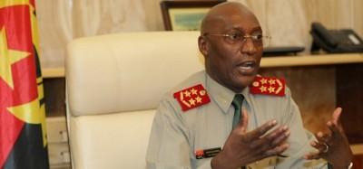 Angola : Procès du Général «Zé Maria» repoussé au 11 septembre