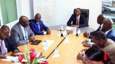 Côte d'Ivoire :   Grève annoncée aux impôts, le cabinet du Premier ministre rencontre la FESY-DGI autour de ses revendications