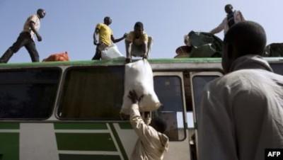 Mali:   Un autocar saute sur une mine dans le centre,14 morts et 8 blessés