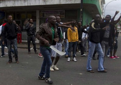 Afrique du Sud : Les violences xénophobes ont fait cinq morts en deux jours, près de 200 arrestations