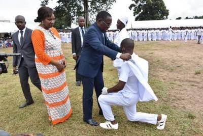 Côte d'Ivoire: 1011 infirmiers et sages-femmes et 398 techniciens supérieurs intègrent officiellement le secteur de la santé
