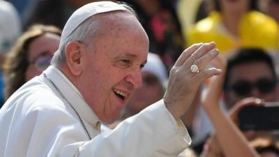 Mozambique: Le Pape François quitte Rome pour une visite à Maputo