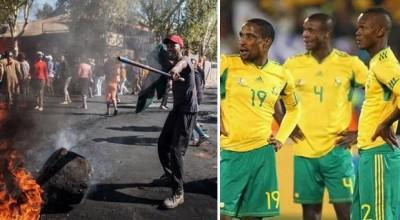 Zambie:   Violences xénophobes, un  match amical Zambie-Afrique du Sud annulé