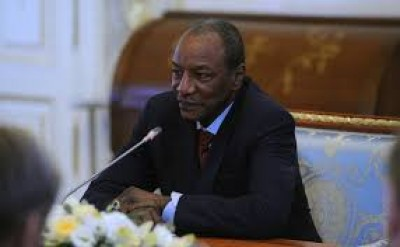 Guinée:  Alpha Condé annonce des « consultations » sur la Constitution