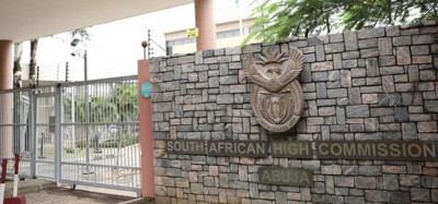 Nigeria : L'ambassade de l'Afrique du Sud fermée par peur de représailles