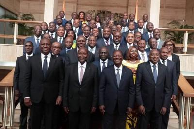 Côte d'Ivoire :    Conseil des ministres, les missions de Ouattara à son nouveau gouvernement