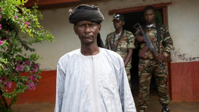 Centrafrique : Un deuxième chef de groupe armé quitte le gouvernement