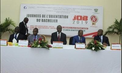 Côte d'Ivoire : A la journée d'orientation  du  bachelier, Mabri déplore les grèves qui perturbent les années académiques