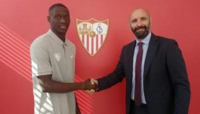 Côte d'Ivoire : L'ancien attaquant de l'Asec Diabaté Yalatif  prêté au FC Séville avec option d'achat
