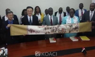 Côte d'Ivoire :  Une délégation du Parti Communiste Chinois reçue par le RHDP promet l'accompagner à la consolidation de son organisation