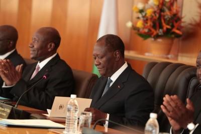 Côte d'Ivoire: Discours d'Alassane Ouattara après le remaniement ministériel de septembre 2019