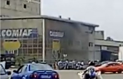 Côte d'Ivoire : Deux morts dans un incendie déclaré au sein d'une entreprise vendredi à Treichville