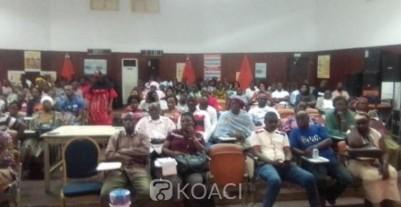 Côte d'Ivoire: Les agents de la santé annoncent une grève générale en octobre prochain