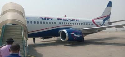 Nigeria-Afrique du Sud:   Le propriétaire d'une compagnie aérienne offre de rapatrier gratuitement des nigérians , 600 déjà en lice