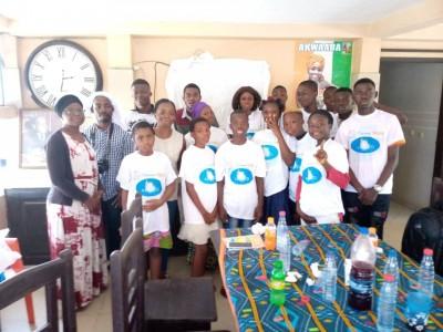 Côte d'Ivoire: À Yopougon, près d'une quinzaine de jeunes et enfants en renforcement de capacités sur la justice transitionnelle