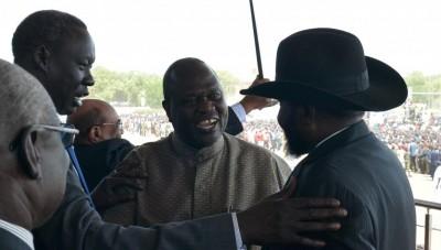 Soudan du Sud: En exil, Riek Machar rencontre Salva Kiir à Juba pour parler de paix
