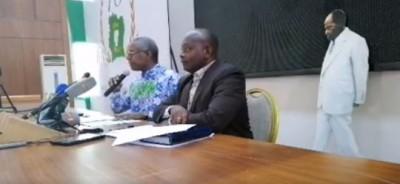 Côte d'Ivoire: Conférence de presse conjointe FPI-PDCI du 10 septembre 2019, déclaration liminaire