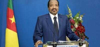 Cameroun: Crise anglophone, Biya annonce un grand dialogue national et invite l'étranger à agir contre les leaders sécessionnistes