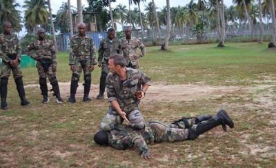 Côte d'Ivoire : Un exercice militaire conjoint entre les  armées  françaises et  ivoiriennes  annoncé jeudi à Odienné, des tirs à l'arme de guerre pourraient être entendus