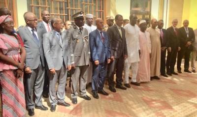 Burkina Faso: G5 Sahel, les ministres en charge de la sécurité des pays membres en conclave à Ouagadougou