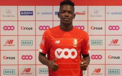 Côte d'Ivoire-Burkina: L'Asec prête avec option achat son jeune attaquant Burkinabé, Abdoul Fessal TAPSOBA au Standard de Liège