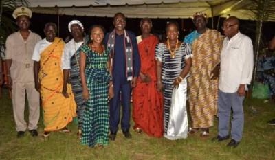 Côte d'Ivoire: Botro, les 50 chefs de villages réitèrent leur adhésion au RHDP et refusent «le chantage » des responsables locaux du PDCI-RDA