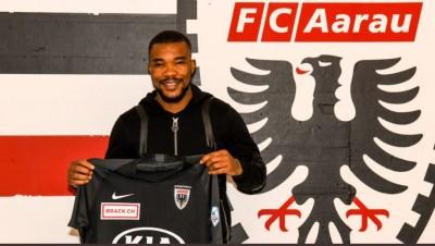 Côte d'Ivoire: Sans club, Serey Dié s'engage pour trois mois avec le FC Aarau en D2 Suisse