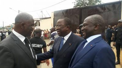 Côte d'Ivoire :   Modification de la Constitution, Bictogo répond au détracteurs de Ouattara : «la constitution a été touchée à un moment donné et a visé un individu »