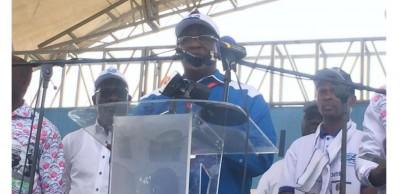 Côte d'Ivoire: A Treichville, Ouégnin catégorique, la position de EDS sur la réforme de la CEI est non négociable «nous ne pouvons pas l'accepter et nous ne l'accepterons pas »
